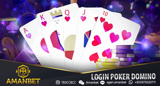 LOGIN-POKER-DOMINO
